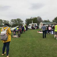 Community Event, Loughborough, HCA